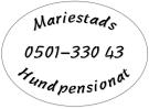 Mariestads Hundpensionat